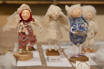 В Праге прошла выставка кукол