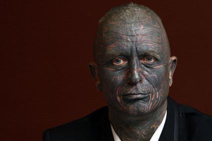 Самый татуированный чех будет бороться за пост президента