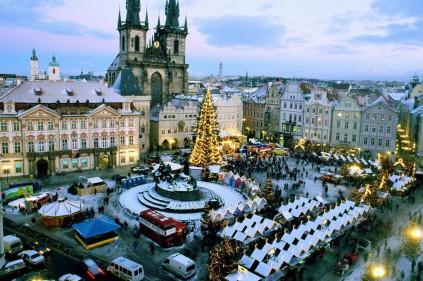 Чем удивят новогодние туры в Прагу 2013?