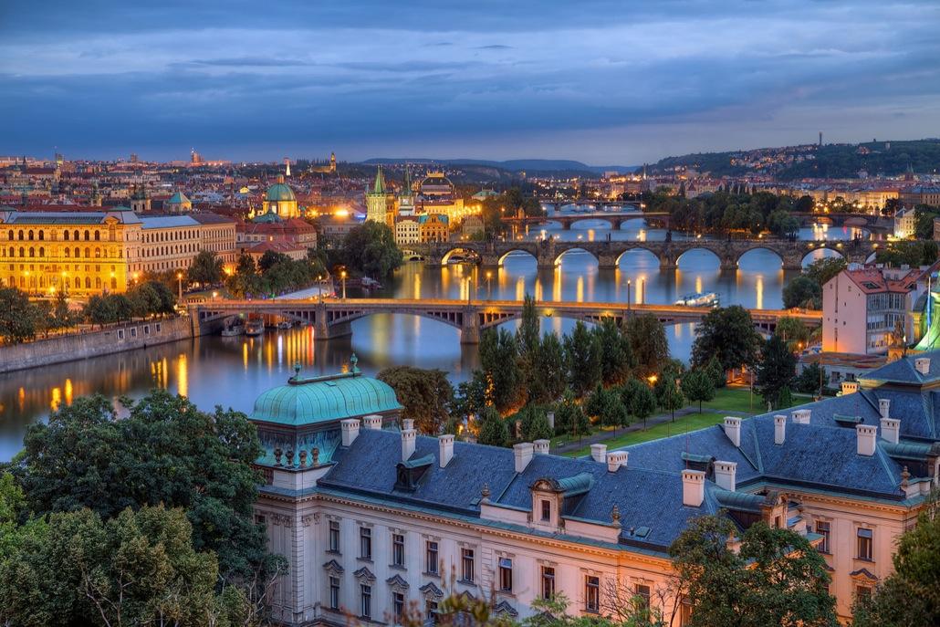 Самые красивые города мира  LifeGlobe