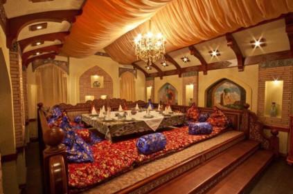 В Праге появился первый узбекский ресторан