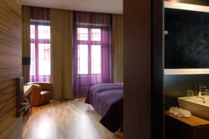 Пражская гостиница признана самой современной в Европе