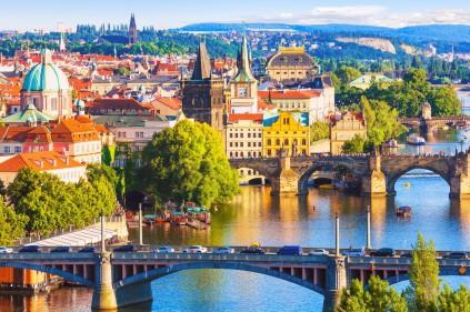 В Чехию на автобусе самостоятельно