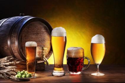 Разливное пиво чешское уступает место бутылочному
