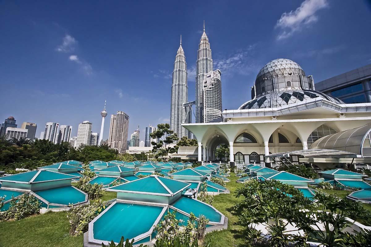 Малайзия рисунки