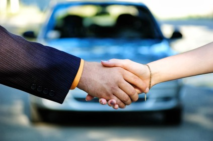 Покупка автомобиля в Чехии