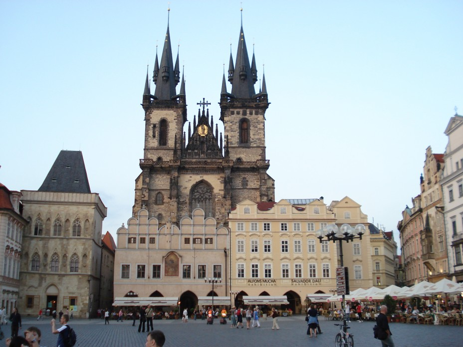 Чехия, архитектура