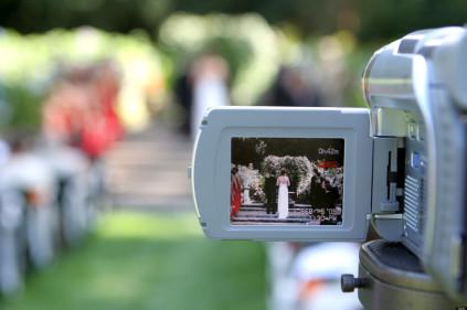 Как выбрать свадебного видеооператора?