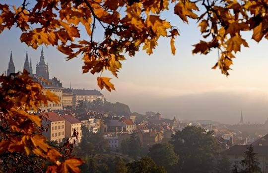 Отдых в Чехии в октябре