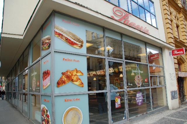 Недорогие кафе и рестораны в Праге