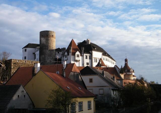 История Йиндржихув-Градца