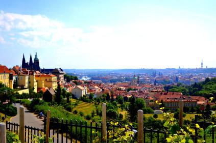 Отдых в Чехии в июне: куда сходить?