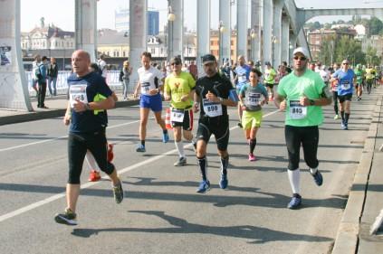 """Пражский """"забег"""" 2011: подготовка к марафону"""
