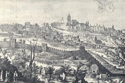 Легенда о возникновении Праги