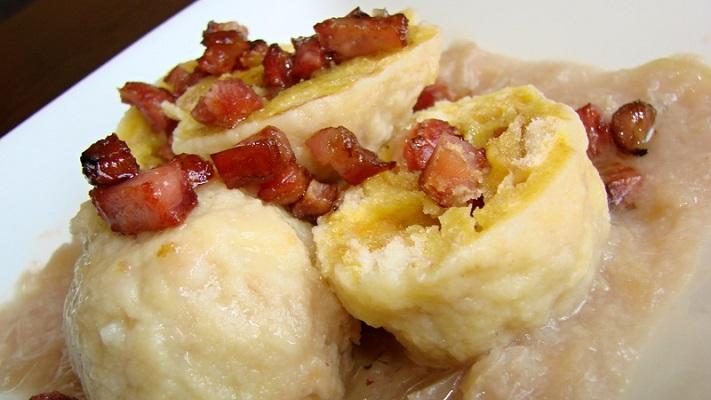 Кнедлики из картофеля рецепт
