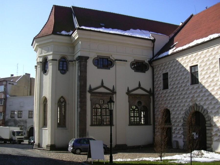 Достопримечательности Йиндржихув-Градца