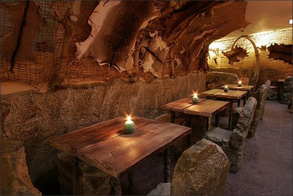 Самые необычные рестораны в Праге