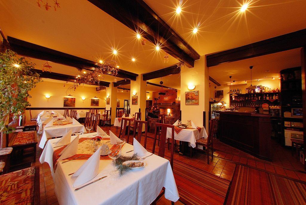 Лучшие рестораны Праги