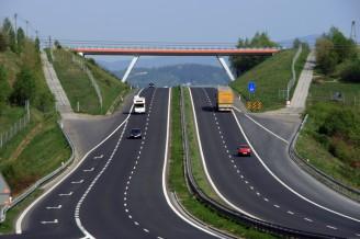 Дороги в Чехии — карта дорог