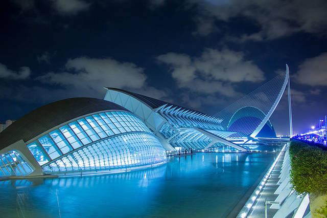 Испания достопримечательности - курорт Бенидорм