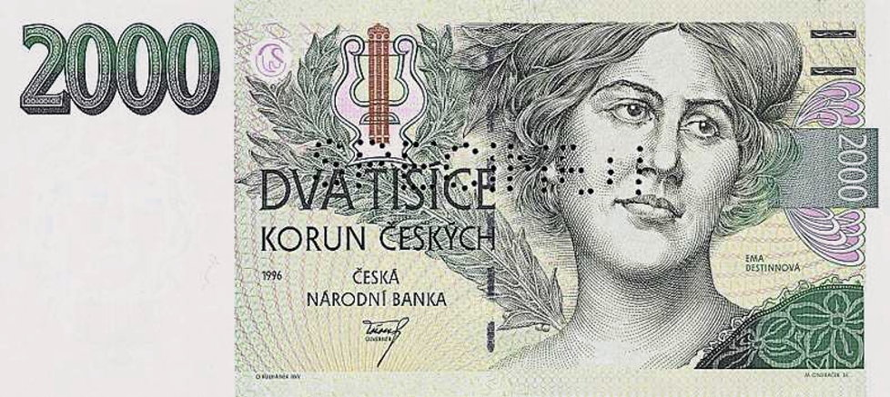 usd to czk