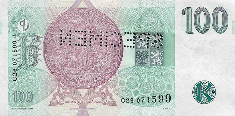 czk to eur