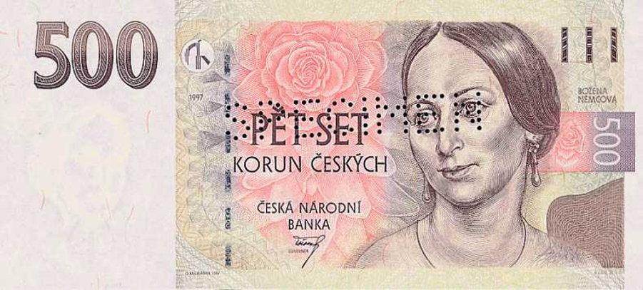 czk to euro