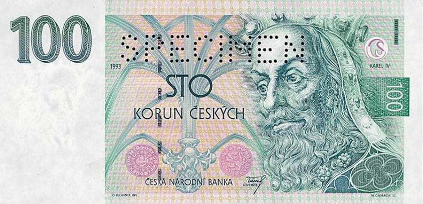 Czech currency
