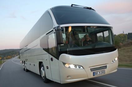 В Чехию на автобусе из Санкт-Петербурга