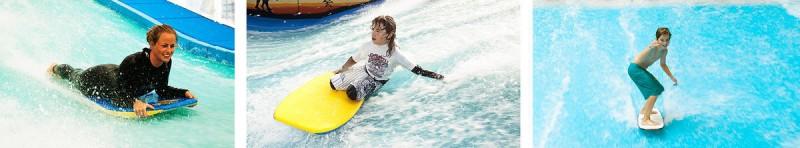 Серфинг в Чехии