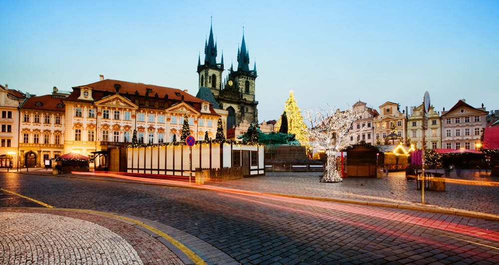 Путешествие по Чехии через турфирму