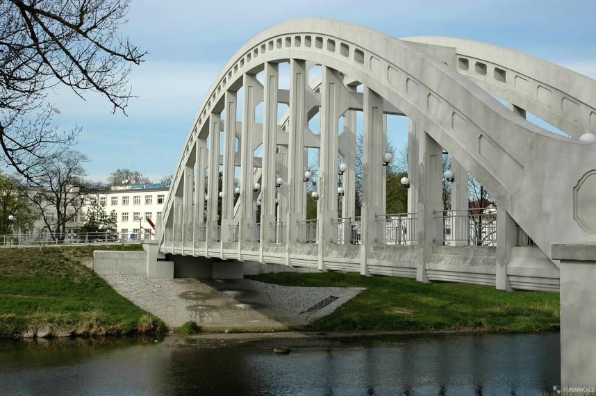 Мост в Даркове