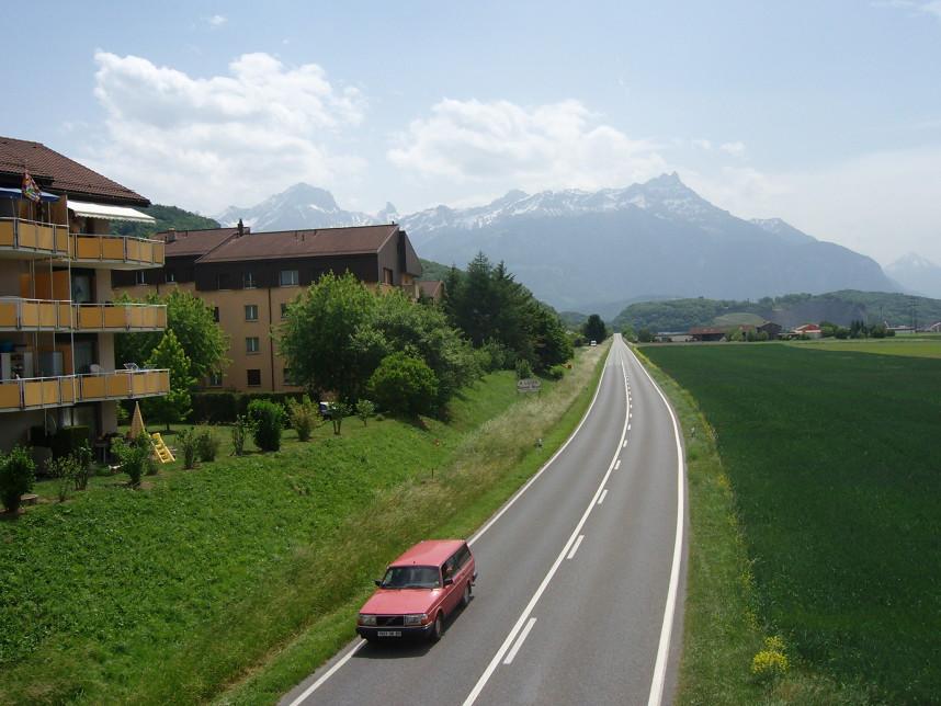 Чешская дорога