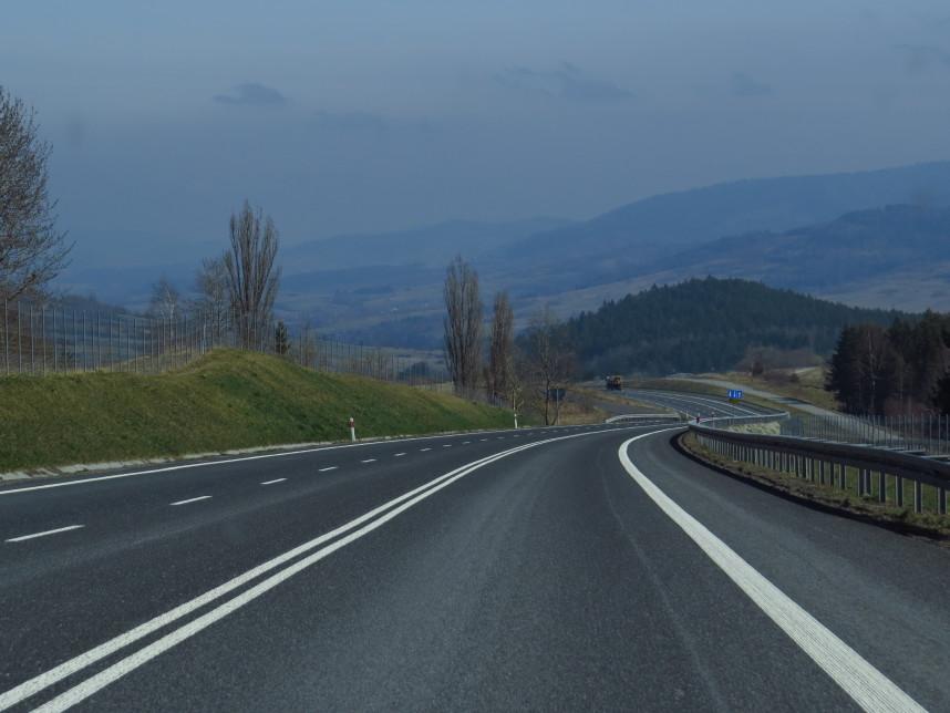 Автодорога, Чехия