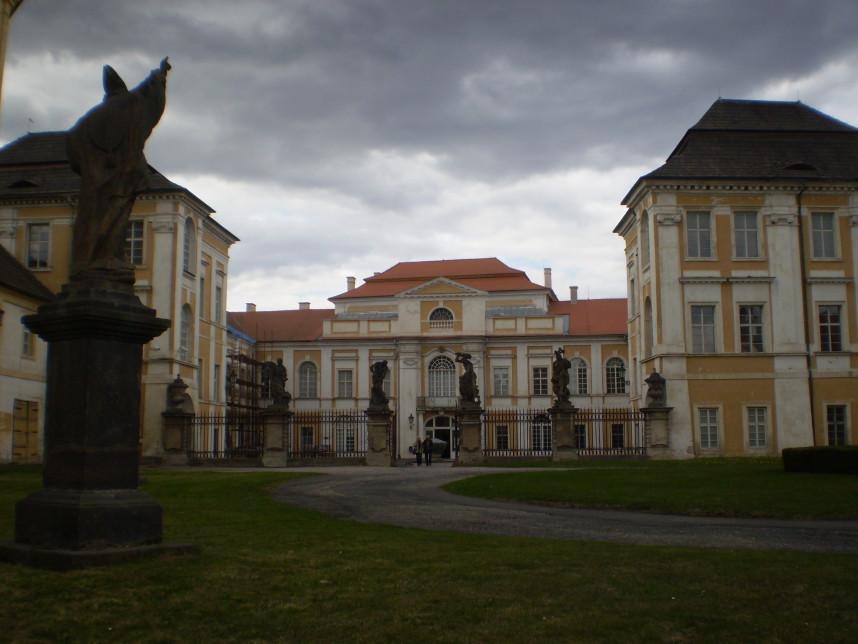 Духцовский замок