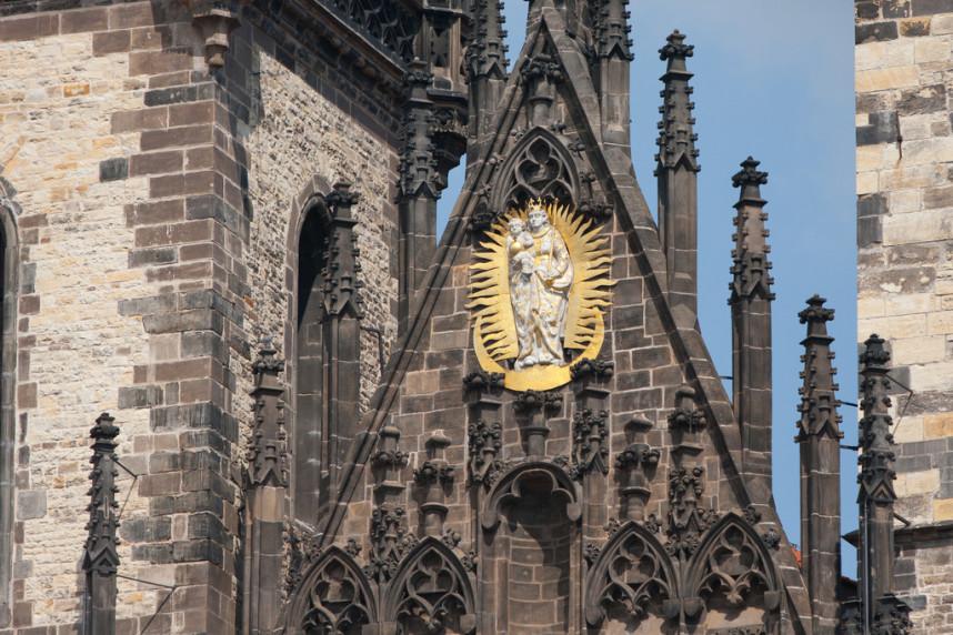 Церковь Девы Марии перед Тыном