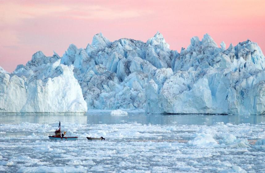 Виды Гренландии