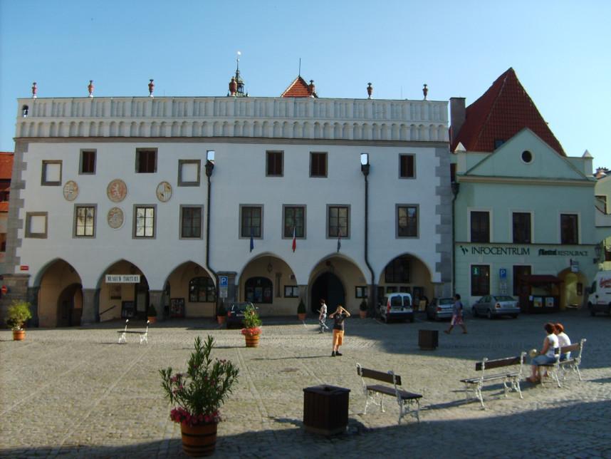 Городская ратуша Чешского Крумлова