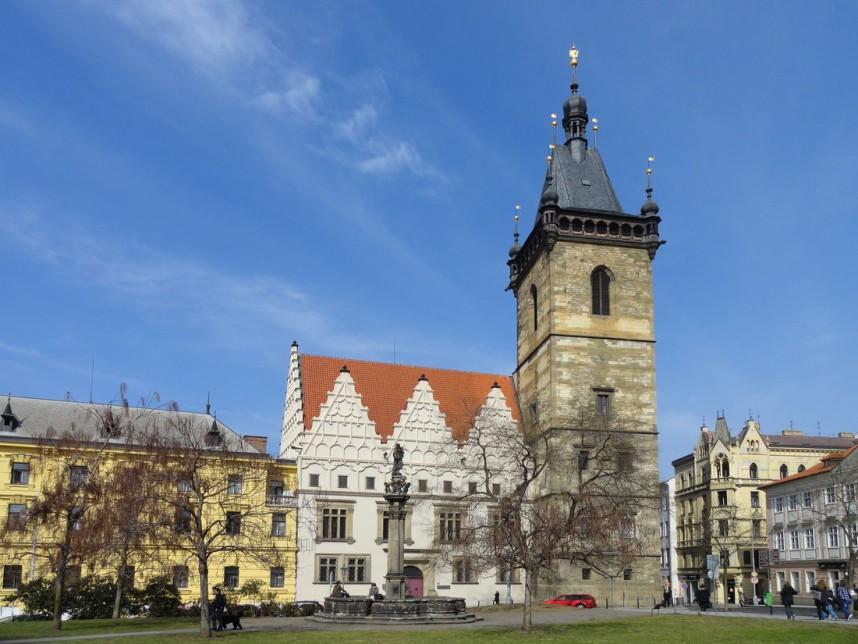 Новоместская ратуша