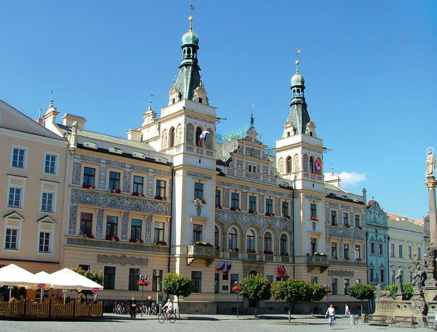 Пардубицкая ратуша