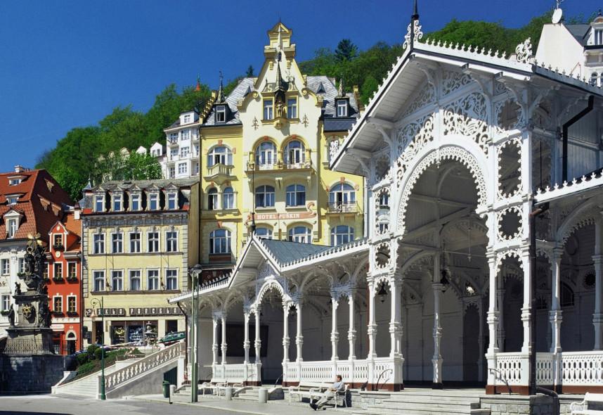 Курорт в Чехии
