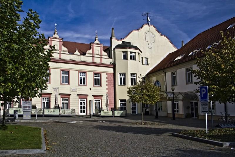 Лазне Богданеч, Чехия