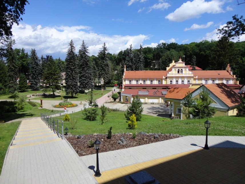 Курорт Мшене-Лазне