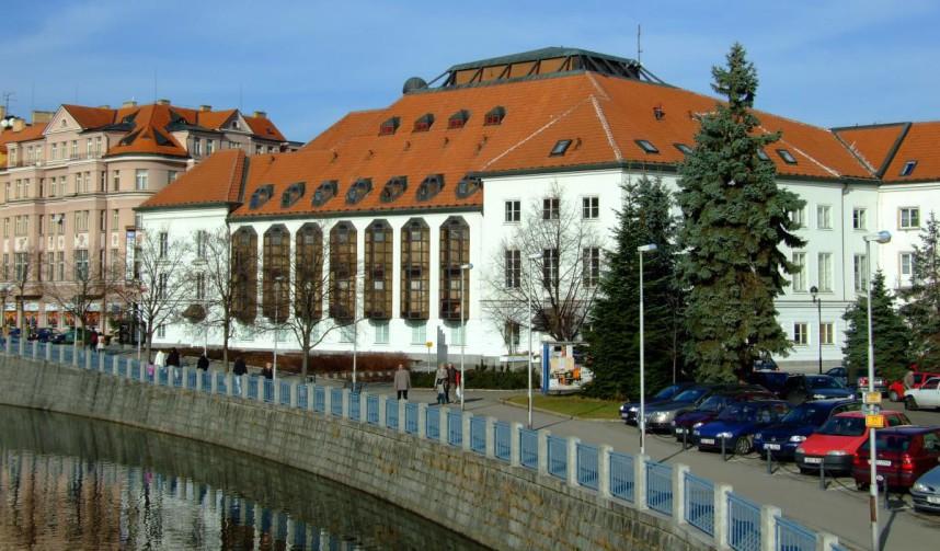 Южночешский театр