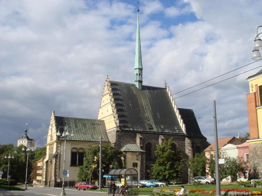Костел Святого Варфоломея