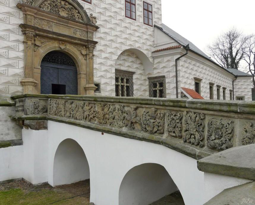 Мост Пардубицкого замка