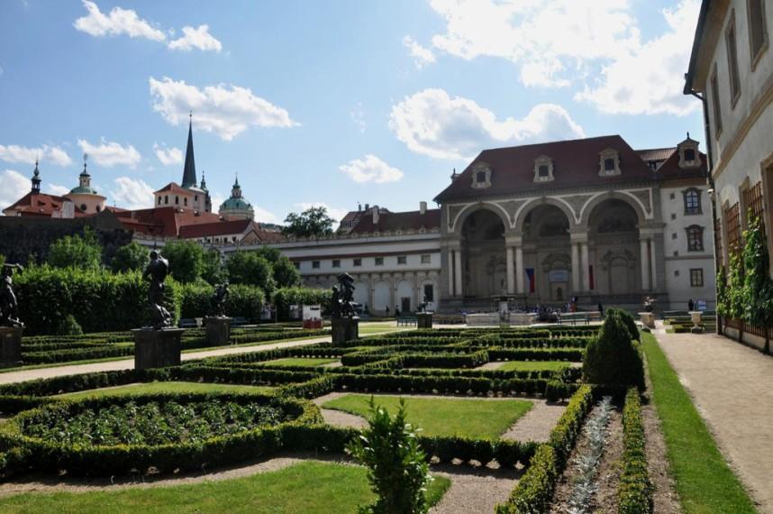 Вальдшейнский сад