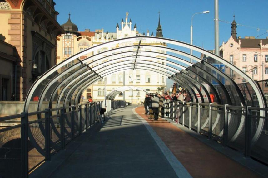 Мост в Пльзень