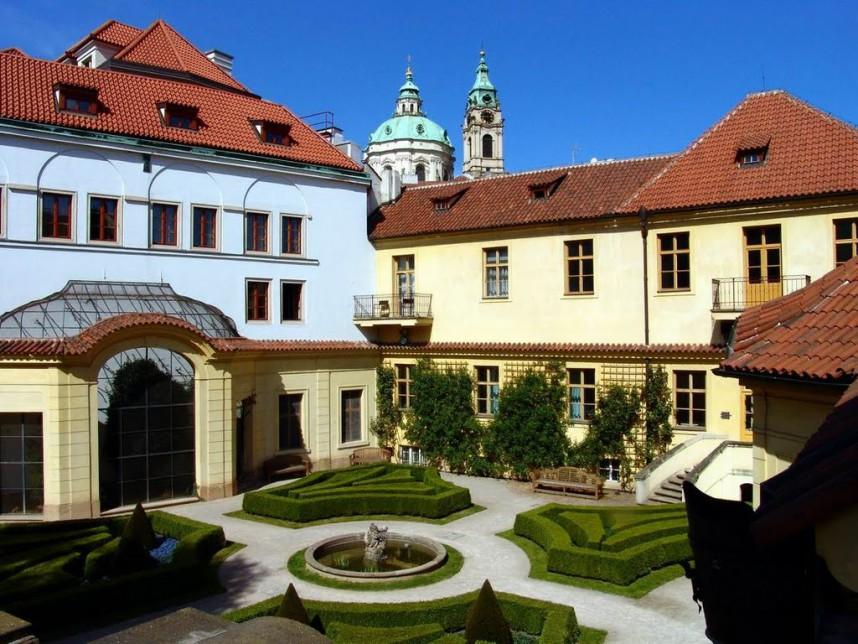 Отель Aria, Прага