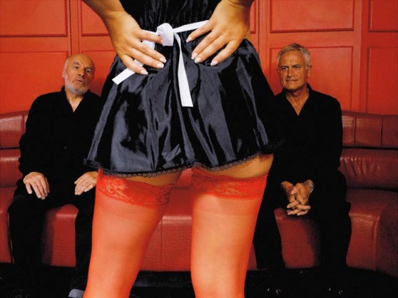 Прага, проститутки